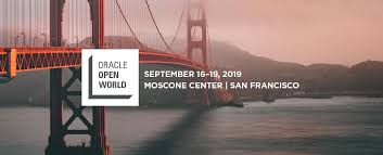 Oracle Open World - 2019
