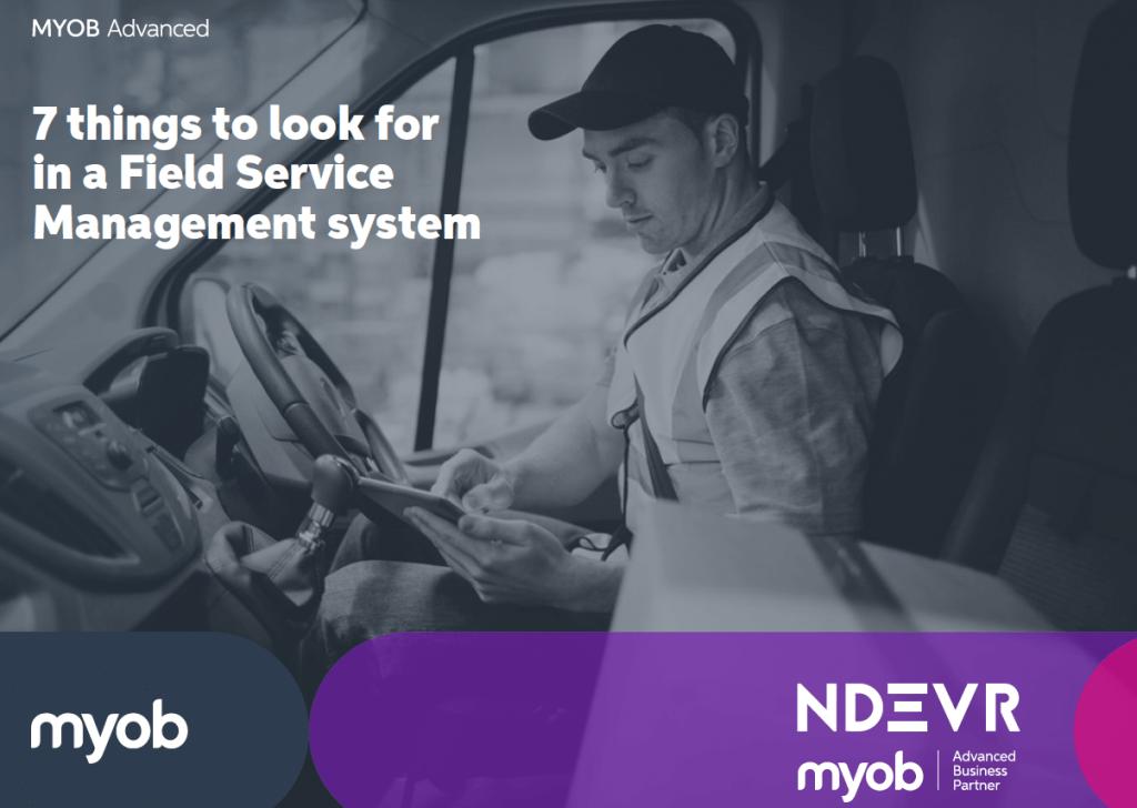 Australian Field Service Management Software